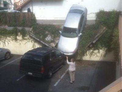 Mi mejor aparcamiento en años