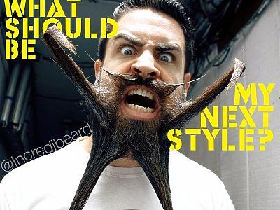'Incredibeard', el hombre barbudo definitivo