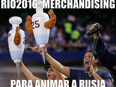 El merchandising que lo va a petar en Río 2016
