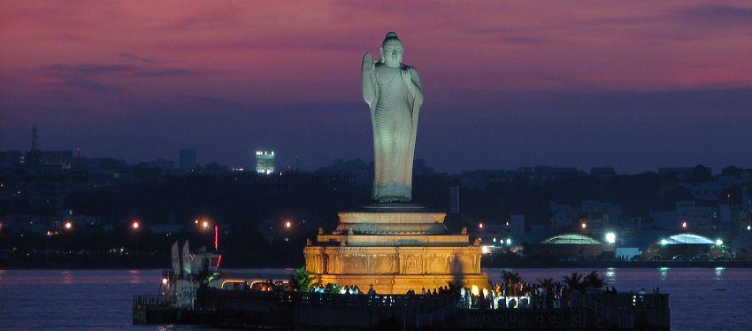 Hyderabad-la ciudad con un encanto del viejo mundo