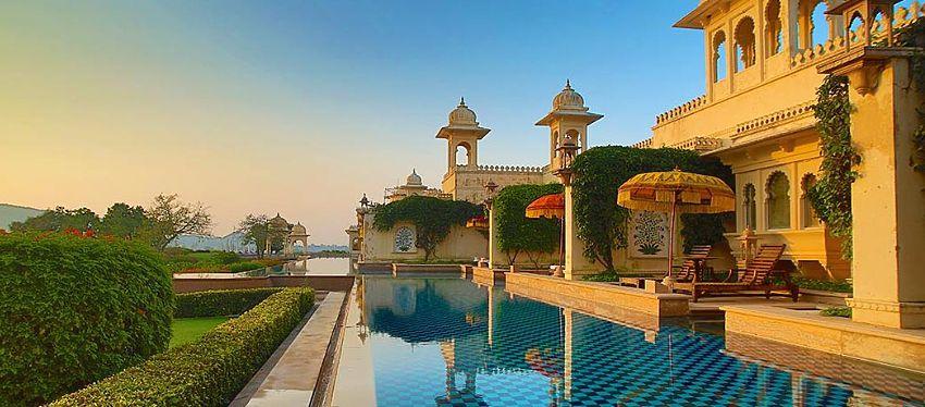 Vivir la vida del rey Tamaño-India vacaciones de Lujo