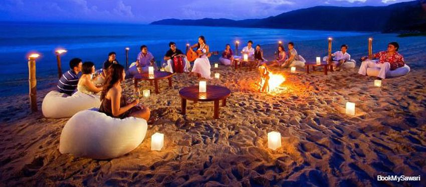 Goa - Sol y Surf Paradise