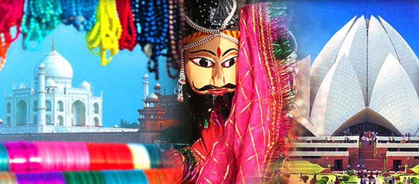 Lugares para ver en la India - Descubre Atracciones Asombrosas