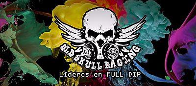 OldSkullRacing.com, vinilo líquido en Murcia
