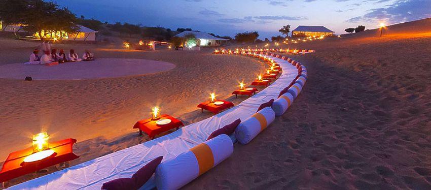 Cómo planificar unas vacaciones de lujo en Rajasthan - India