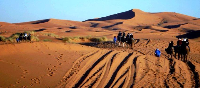Tours al desierto de Marruecos – Excursiones desierto Marrakech &Viajes aldesierto desde Fez
