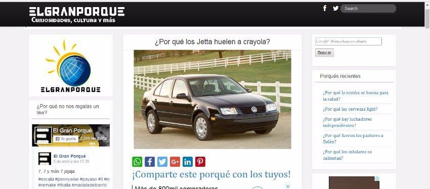 ElGranPorque.com,las curiosidades de México y el mundo