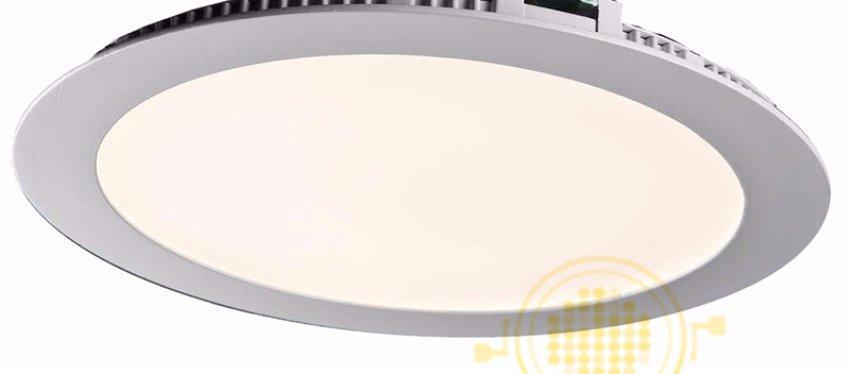 Panel LED extraplano de superficie