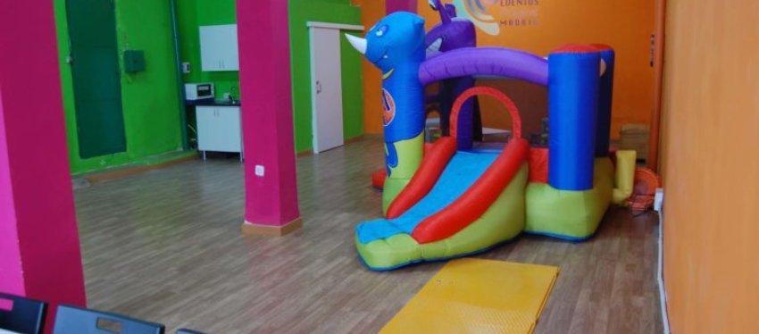 Locales para fiestas infantiles en Madrid