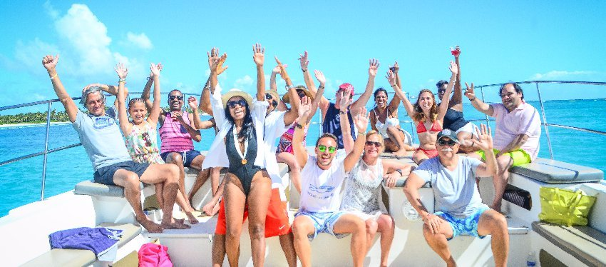 Punta Cana Party Boat Excursion!