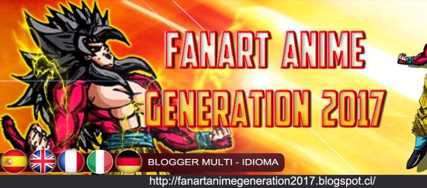 Fanart Anime - Generation 2017