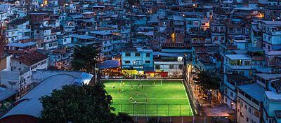 Cinco estadios donde pagarías lo que fuera por jugar al fútbol