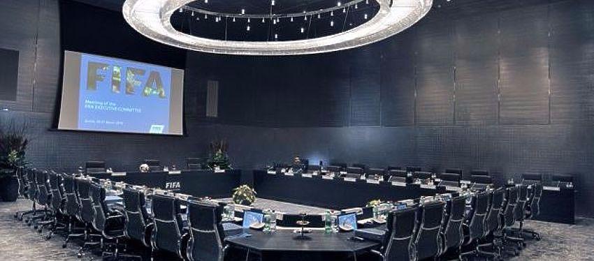 Escenario decisiones de la FIFA | Foto: Instagram