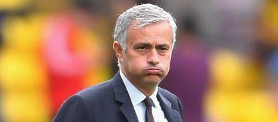 Crean en Inglaterra el generador de excusas de Mourinho