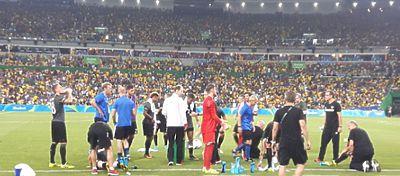 Final Fútbol juegos Olímpicos |Foto: Twitter