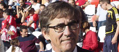 Fernando Vázquez muy cuestionado en el RCD Mallorca