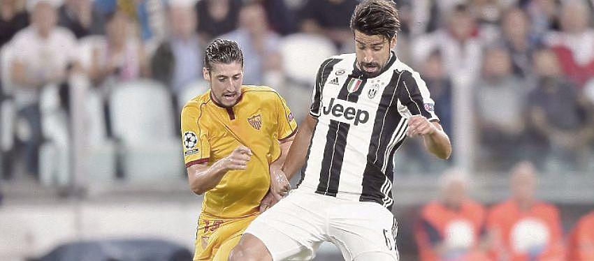 Sevilla y Juventus empatan a cero goles |Foto: @juventusfc