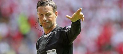 Mark Clattenburg dirigirá la final de la Eurocopa