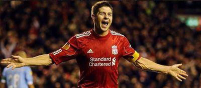 Gerrard podría volver al que fue su equipo durante 17 temporadas. Foto: Twitter.