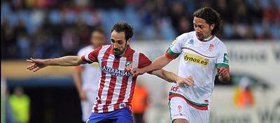 Atlético-Granada: duelo de opuestos