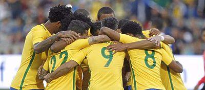 Seleccion de Brasil | Foto: @ CBF_futebol