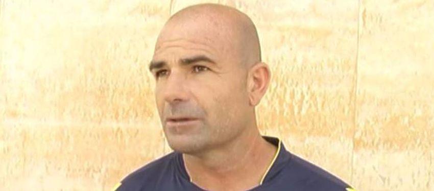 Paco López, entrenador Villarreal B, Foto: Youtube