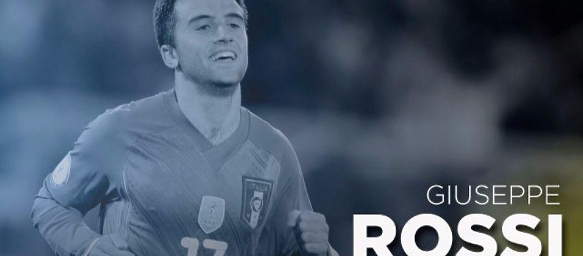Giuseppe Rossi, nuevo jugador del Celta