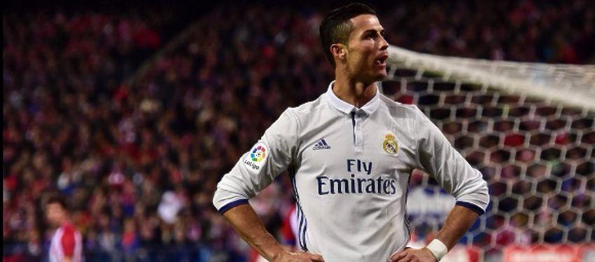 Cristiano Ronaldo es el último jugador en estar en el punto de mira de Hacienda. Foto: Twitter.