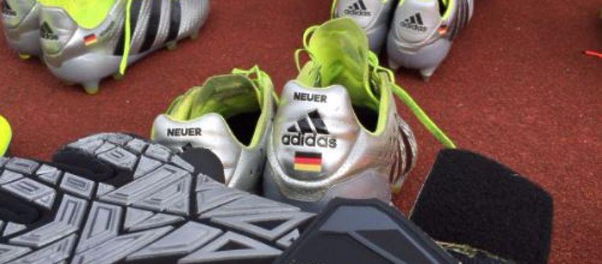 Equipamiento selección alemana | Foto: @DFB_Team