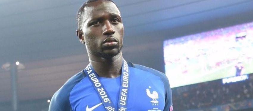 Sissoko, durante la Eurocopa de Francia. Foto: Twitter.