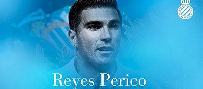 El Espanyol presentó a través de las redes sociales a su nueva incorporación de cara a la próxima temporada. Foto: RCD Espanyol.