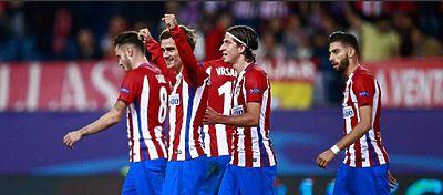 El Atlético se convierte en el primer equipo español en acceder a los octavos de final de Champions. Foto: SportYou.