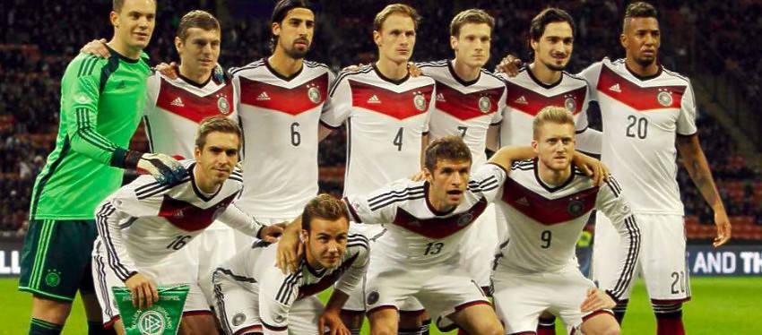 Foto: Selección Alemania