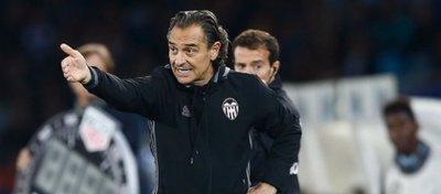 Tras 91 días, Prandelli dice adiós a Valencia. Foto: Cadena Ser.