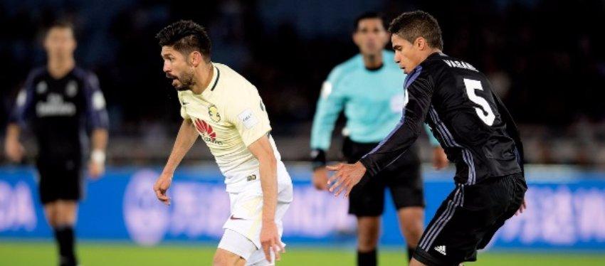 El Real Madrid se impuso al América de México y jugará la final con el Kashima Antlers. Foto: Twitter.