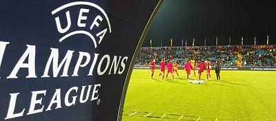 Entrenamiento previo al partido | Foto: @Atleti