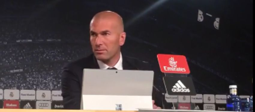 Zinedine Zidane | Foto: Archivo