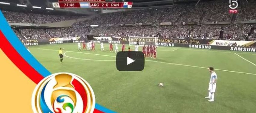 Goles Copa América