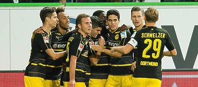 El Dortmund calienta el choque ante el Madrid