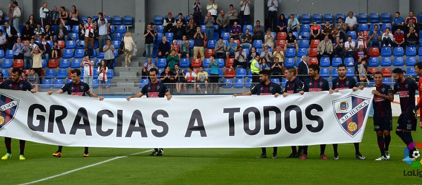 SD Huesca | Foto: Twitter SD Huesca