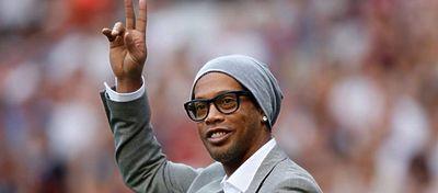 Tras su paso por el Barça, PSG o AC Milan, el jugador carioca dará el salto a la gran pantalla. Foto: Instagram.
