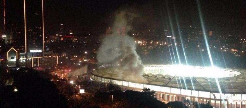 Según las primeras informaciones, 13 personas han perdido la vida en el atentado. Foto: Twitter.
