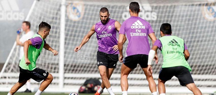 Benzema y Cristiano podrían volver frente a Osasuna.