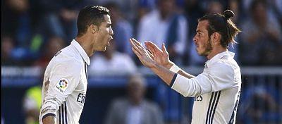 Bale fue el desatascador del Madrid con un doblete ante el Leganés. Foto: Twitter.