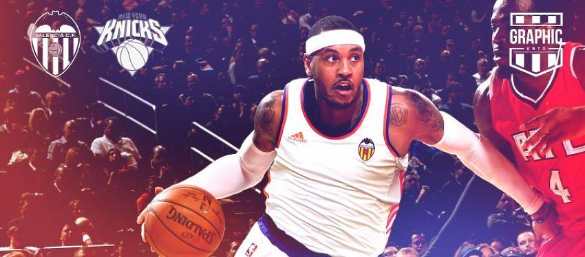 Los mejores jugadores de la NBA se pasan al fútbol
