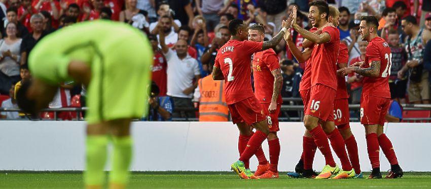 Liverpool - Barça |Foto: @LFC