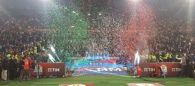Celebración jugadores Juventus - Foto: Twitter