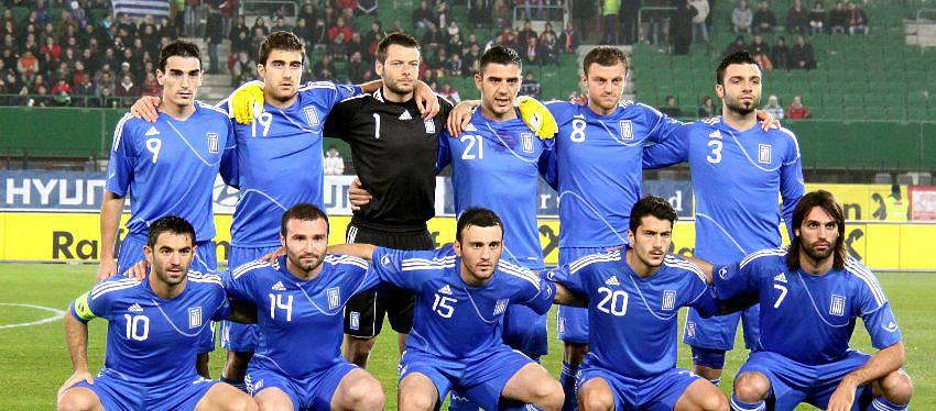 Selección de Grecia | Foto; wikipedia