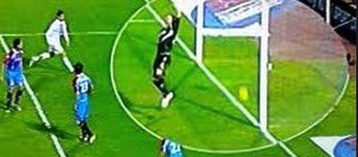 EL Ojjo de Halcón permitirá localizar un gol legal | Foto: Youtube