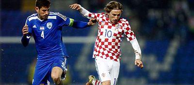 Modric podría jugar contra Portugal | Foto: Youtube